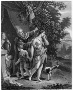 Abraham renoyant Agar - Copie