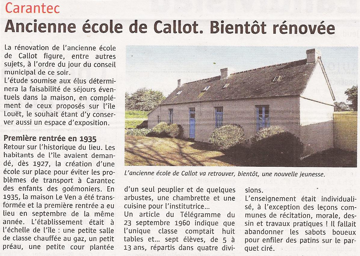 """Résultat de recherche d'images pour """"photo école de callot"""""""