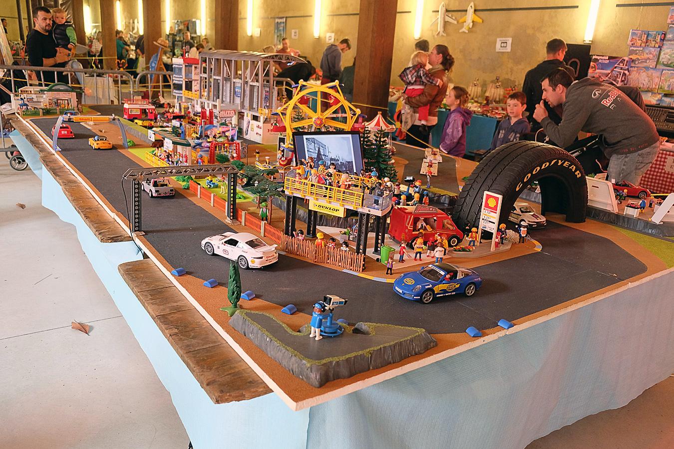 Morlaix for Salon du playmobile le mans