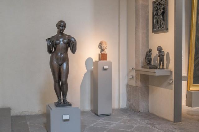 Vénus, par Aristide Mayol, 1918-1928, bronze. Jeu 21.05.2015, 12:08.