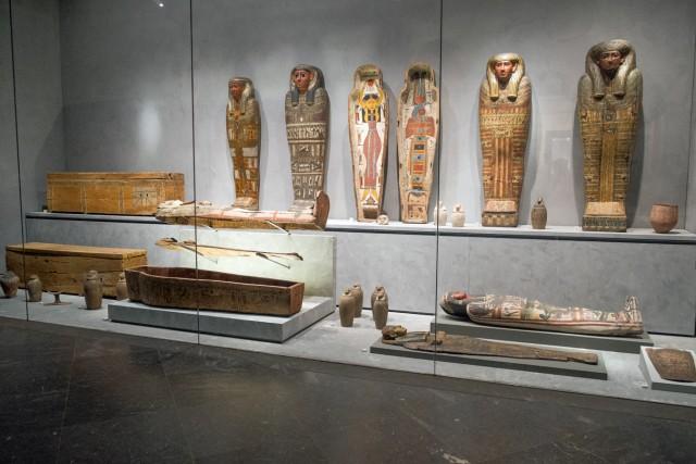 Palais Saint-Pierre. Section Égypte. Jeu 21.05.2015, 12:42.