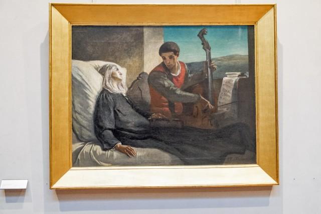 Par Puvis de Chavannes, Jean Cavalier jouant le choral de Luther devant sa mère mourante. 21.05.2015, 15:31.