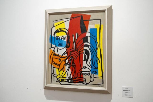 La Botte de navets, Fernand Léger, 1951. Jeu 21.05.2015, 16:03.