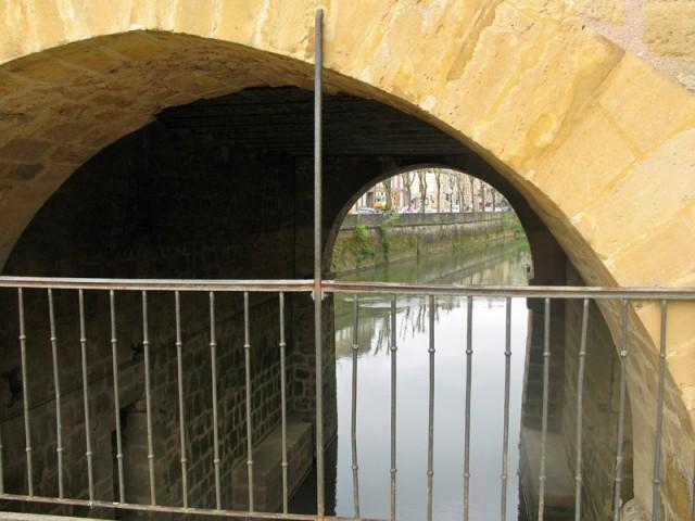 1/48. Charleville-Mézières.Traversée de la Meuse. Mer 29.04.2009 - 09:25