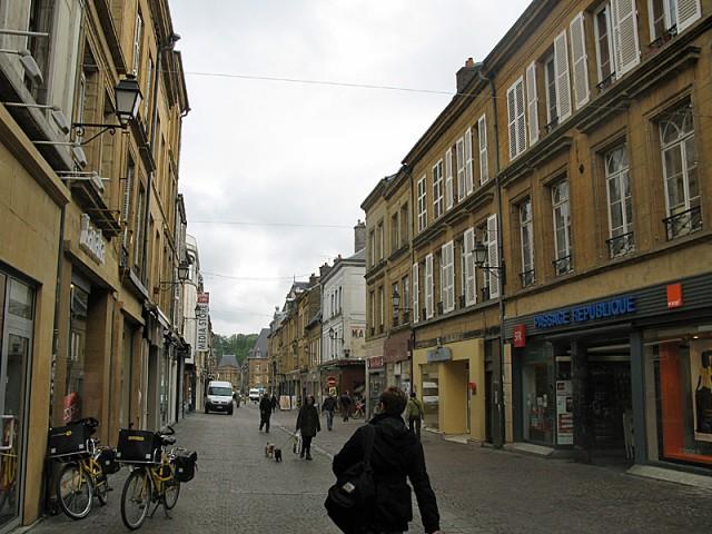 9/48. Charleville-Mézières. Promenade en ville. Mer 29.04.2009 - 09:43.