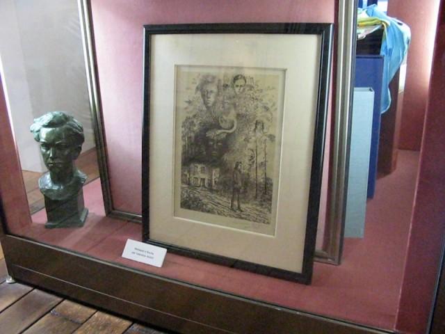 13/48. Les sept visages d'Arthur Rimbaud, par Valentine Hugo (1934). Mer 29.04.2009 - 10:15.