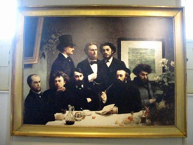 16/48. Musée Rimbaud. Un coin de table, par Henri-Fantin Latour (1872). Mer 29.04.2009 - 10:19.