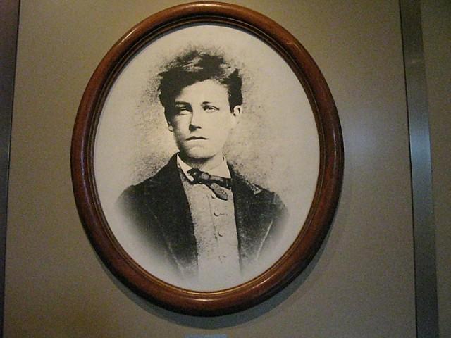26/48. Musée Rimbaud. Photo par Etienne Carjat (octobre 1871). Mer 29.04.2009 - 10:48.