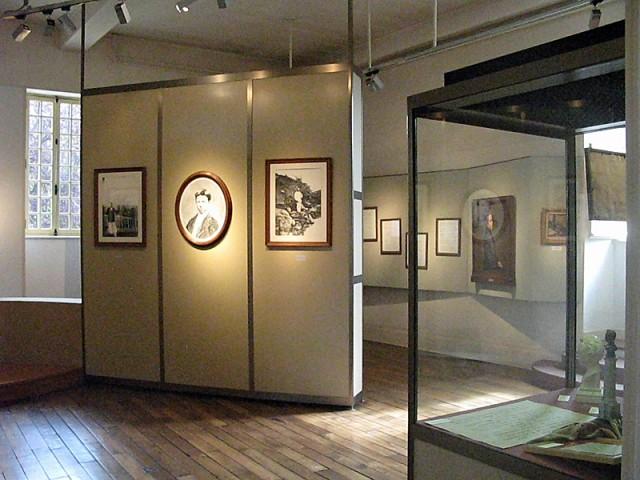 29/48. Charleville-Mézières. Musée Rimbaud. Mer 29.04.09 10:50.