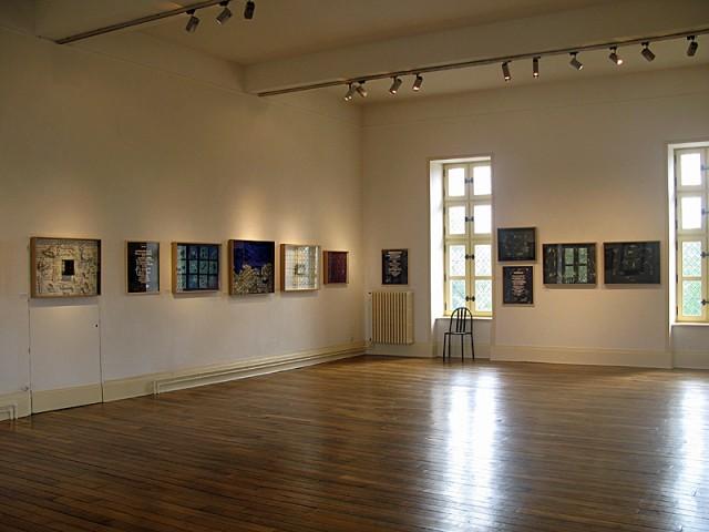 35/48. Charleville-Mézières. Musée Rimbaud. Expo temporaire. Mer 29.04.2009 - 11:15.