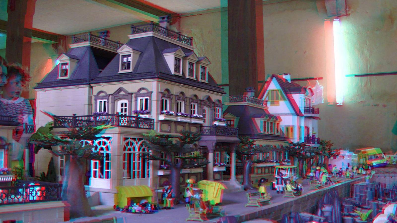 Morlaix grosse affluence au salon du playmobil 2014 for Salon du playmobile le mans